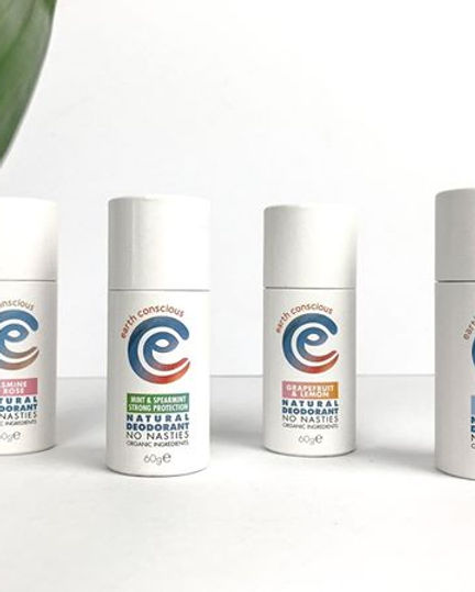 __NEW SCENTS__ Earth Conscious deodorant
