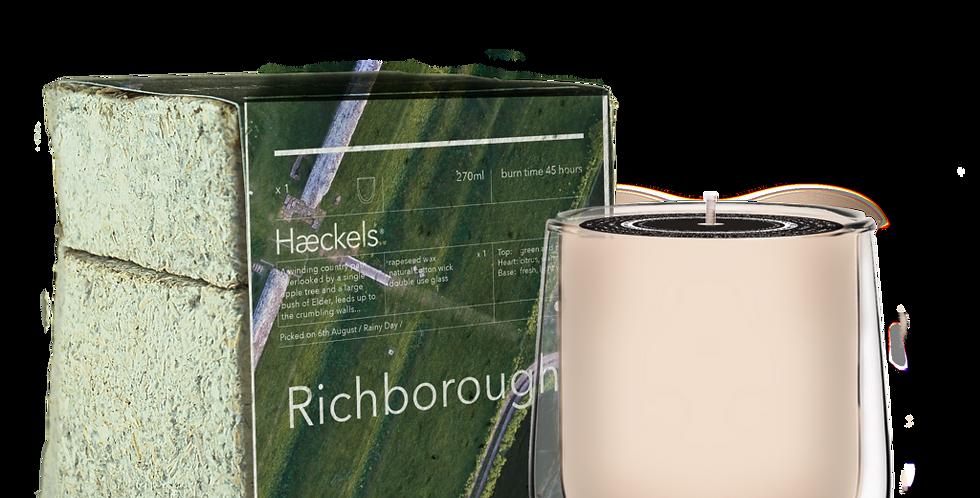 Haeckels Richborough Candle