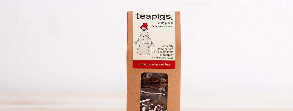 Spiced Winter Red Tea x15 Tea Temples - Teapigs