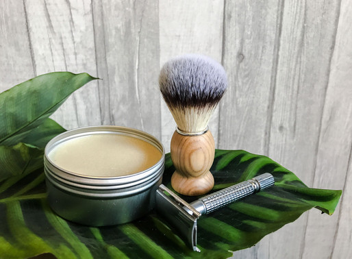 Plastic Free Shaving - 4 Tips for a Smooth Shave!