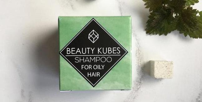 Beauty Kubes Shampoo Oily Hair - Eve of St Agnes