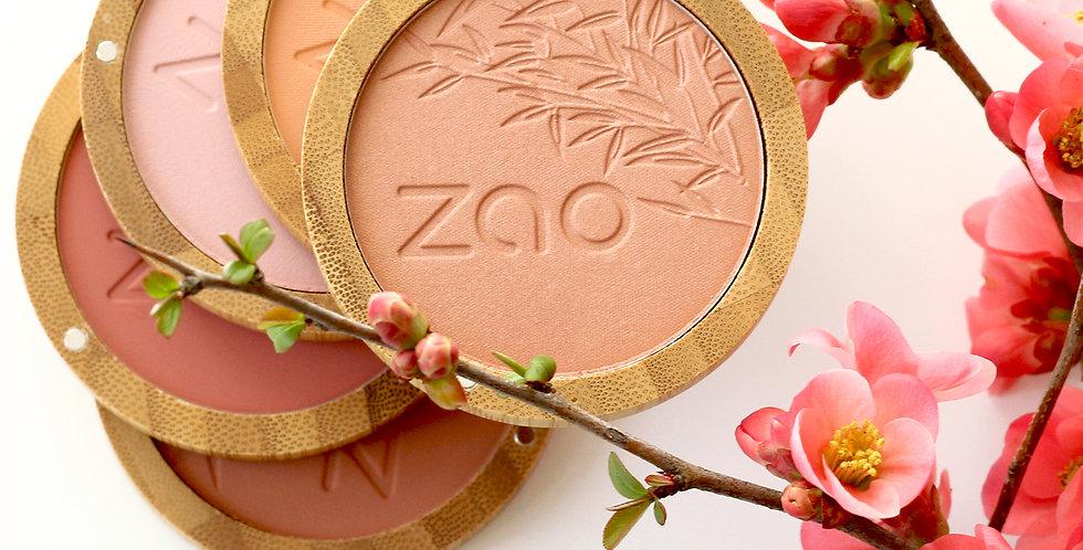 Compact Blusher - Zao Makeup