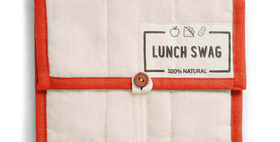 The Lunch Swag - Orange