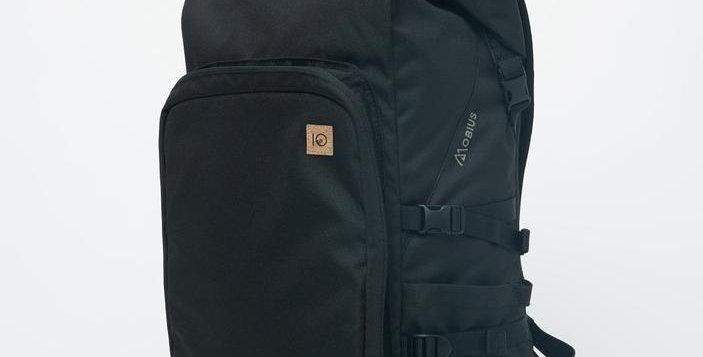 Tentree Mobius 35L Backpack - Meteorite Black