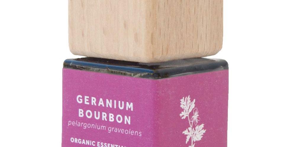 Organic Geranium Essential Oil - Bio Scents