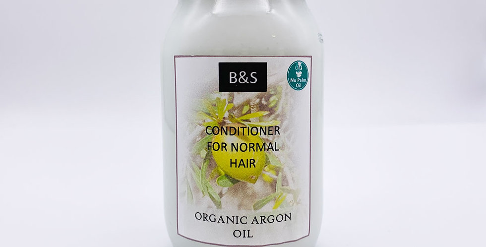 Argan Oil Conditioner for Normal Hair 175ml - Bain + Savon