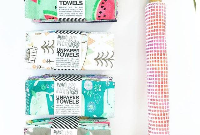 Unpaper Towels x6 Pack - Marley's Monsters