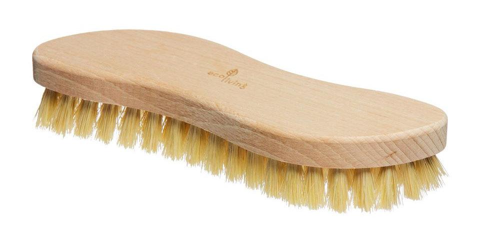 Super Scrubbing Brush with Tampico Bristles - Eco Living