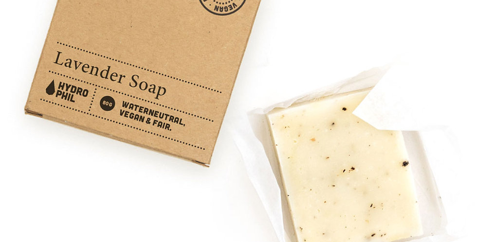Lavender Soap 80g - Hydrophil