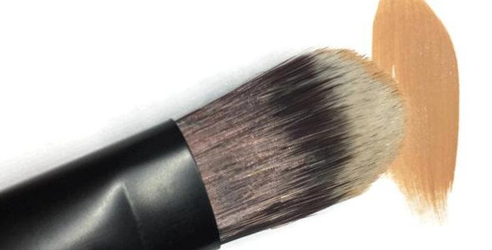 Foundation Bamboo Makeup Brush - Flawless