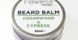 Cedarwood & Cypress Beard Balm 30ml - Flawless