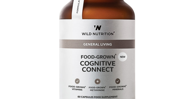 Cognitive Connect Food-Grown® - Wild Nutrition