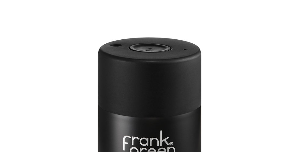 Frank Green Ceramic Reusable Cup 175ml - Black