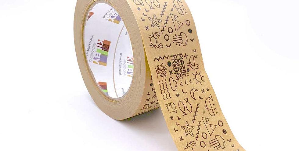 Plastic Freedom Paper Tape - 48mm x 50m