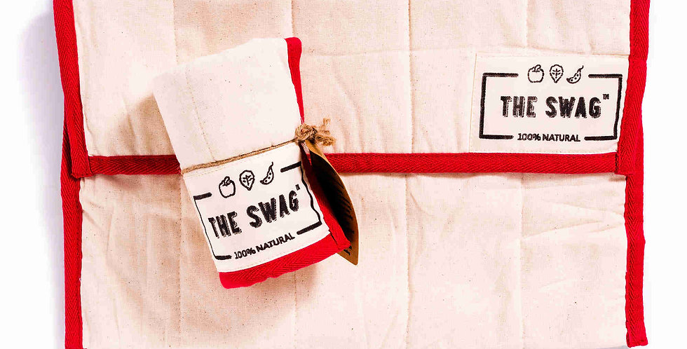The Swag Small - Red
