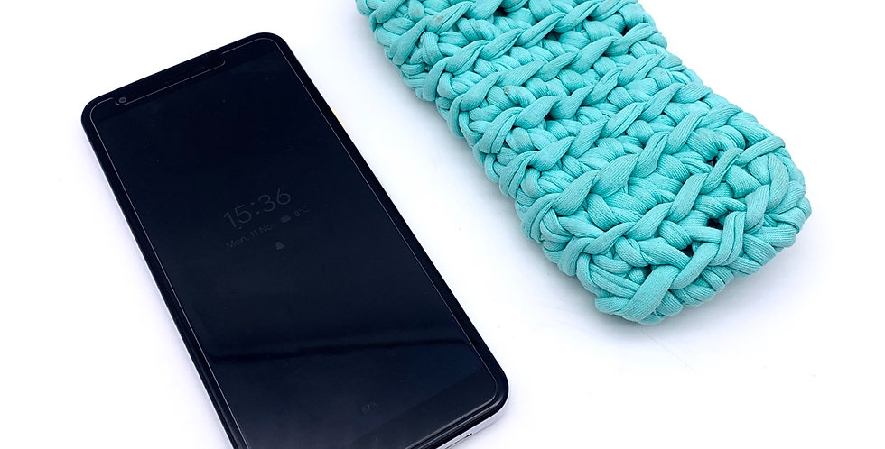 Plastic Freedom Phone Case - Teal