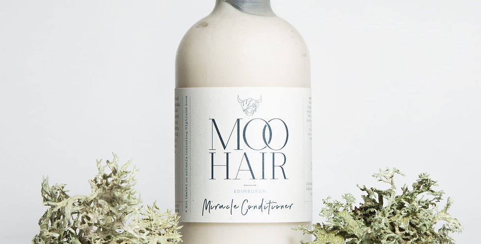 Moo Hair Miracle Conditioner - 250ml