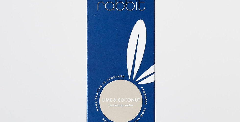 Lime & Coconut Cleansing Water 200ml - White Rabbit Skincare