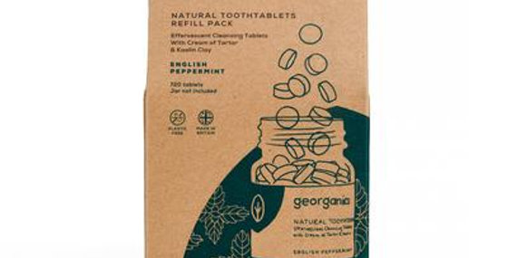 Toothpaste Tablets English Peppermint x720 - Georganics