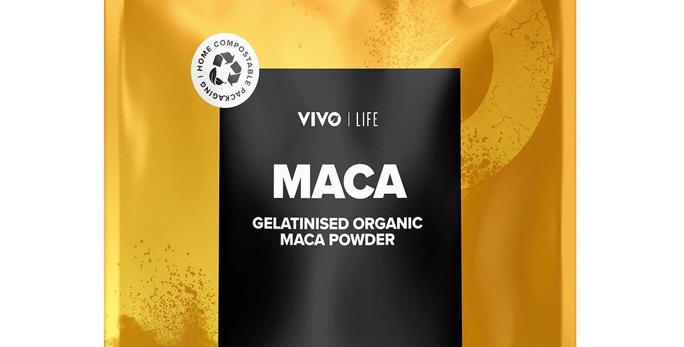 Vegan Maca Powder 125g - Vivo Life