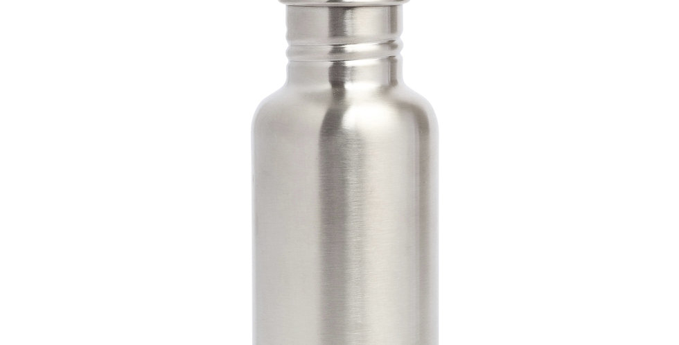 Stainless Steel Water Bottle 500ml - Elephant Box