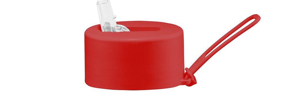Frank Green Straw Lid For 595ml Bottle - Rouge