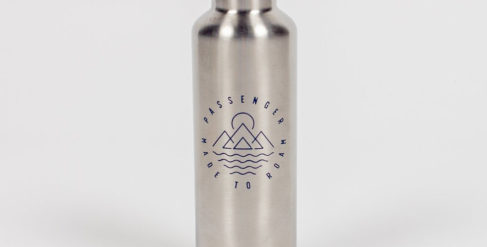 Stainless Steel Water Bottle - Passenger Clothing