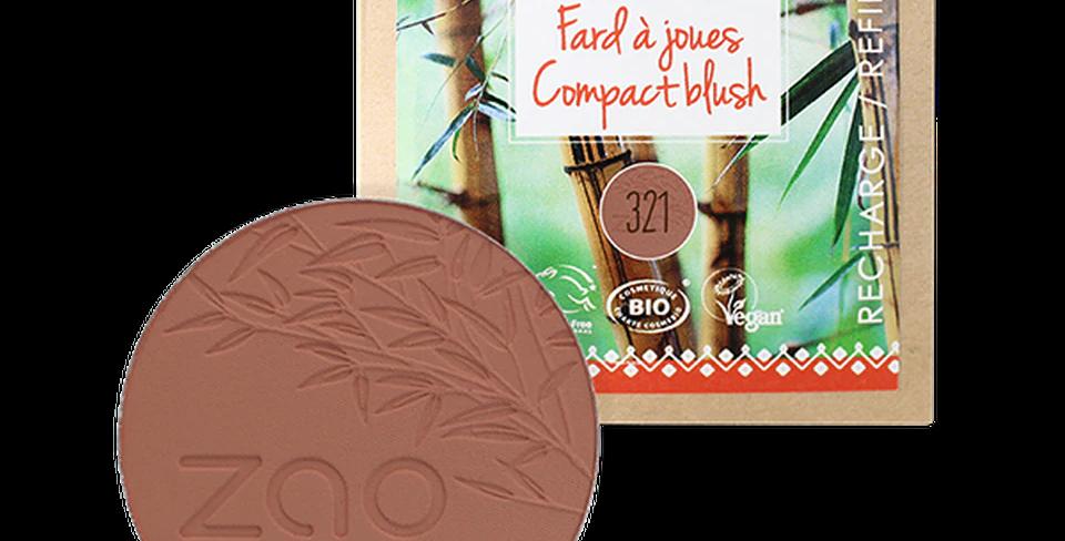 PAPER REFILL Compact Blusher - Zao Makeup