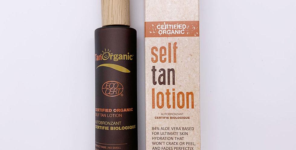 Self Tan Lotion 100ml - Tan Organic