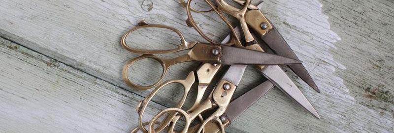 Recycled Sandia Scissors - Nkuku