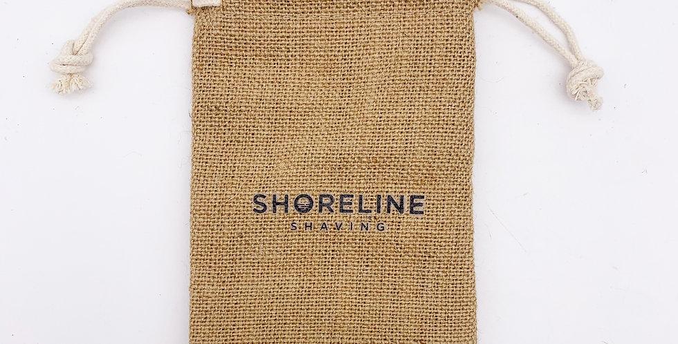 Safety Razor Travel Bag - Shoreline Shaving