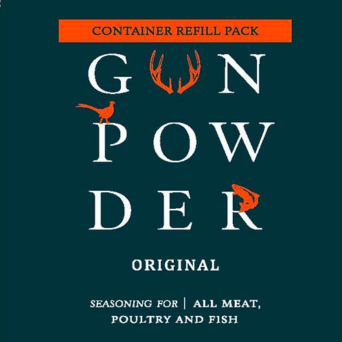 Gunpowder Seasoning Refill Pack