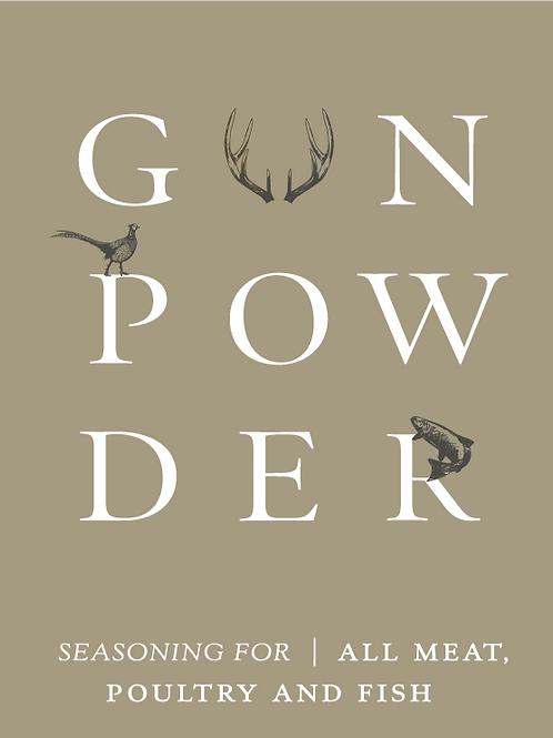 Gunpowder: House Rub