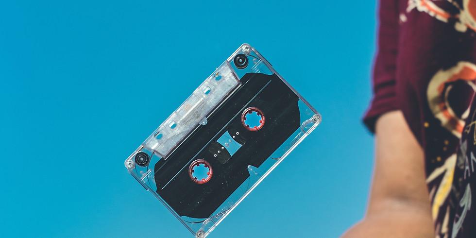 Hashtech #9: Tech & Muziek