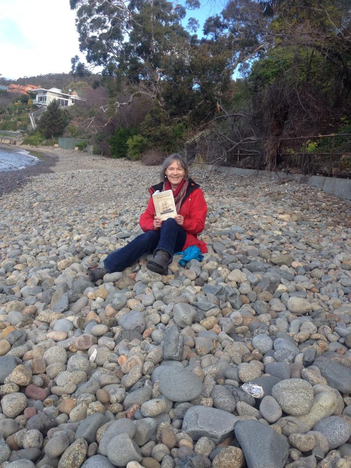 Ann Rickets VDL Garth's Beach