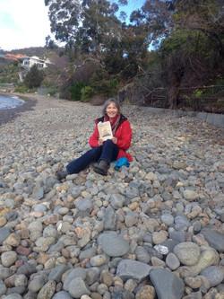 Ann Rickets VDL Garth's Beach