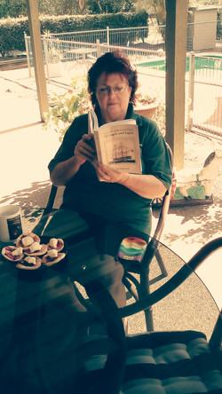 Reader photo - Kathy 'Redridge, Childers' - Qld