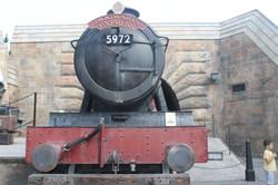 Hogwarts Express, Full steam ahead
