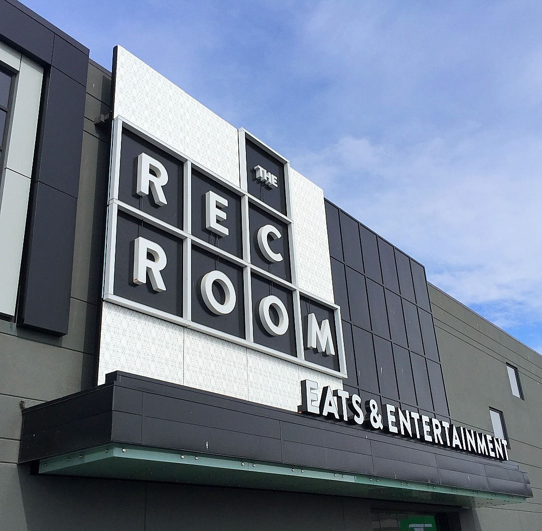 The Rec Room, West Edmonton Mall