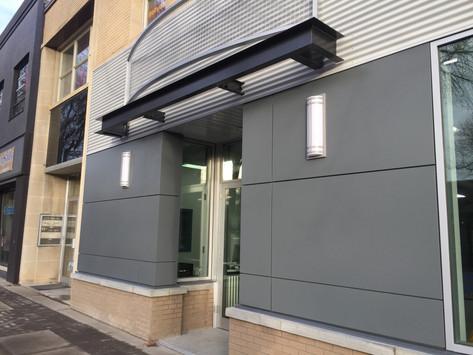 Architectural Panels BOMA BVT-5000