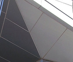 Wet seal ACM panels