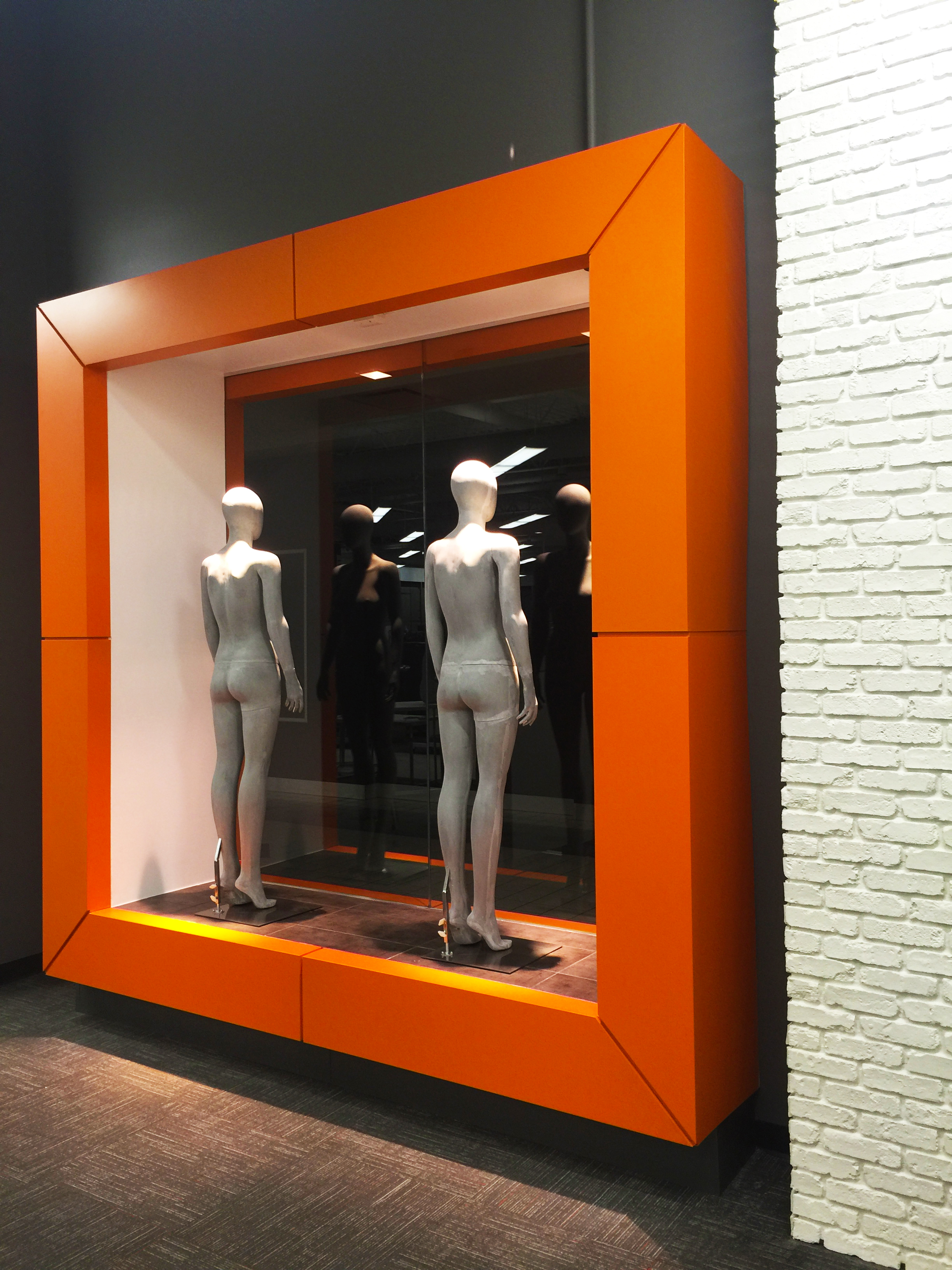 Store Front architectural panels