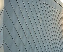 BOMA's Flat Lock Panels