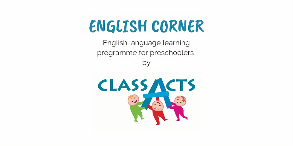 English Corner Camp
