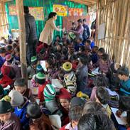 Refugee camp art camp 2019 2.JPG