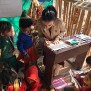 Refugee camp art camp 2019 .JPG