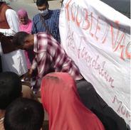Kashmir Relief Camp - 2014 RNAF