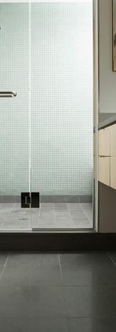 Moderne dusjvegger