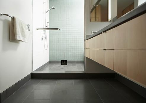 FLEGG Modern Shower installation