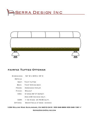 Strange Benches Ottomans Serradesign Online Custom Upholstered Gmtry Best Dining Table And Chair Ideas Images Gmtryco